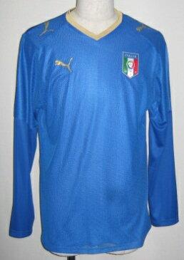 プーマ 733920 01 イタリア ホーム レプリカ ゲームシャツ 長袖