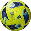 アディダス 2016 AF4154Y ボー ジュ グライダー4号球 黄色 UEFA EURO2016 試合球 レプリカ4号球 別色モデル サッカーボール