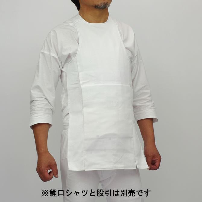 お祭り用品 白刺子腹掛 1尺6寸・1尺7寸・1尺...の商品画像