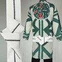 ワンタッチ角帯 (幅:約8cm) 一本どっこ 白色 [ 祭り 衣装 大人 祭り 帯 角帯