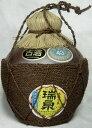 【お取り寄せ商品】 特選甕貯蔵 熟成古酒・原酒 瑞泉 一升壺上質な香りと時間を・・・