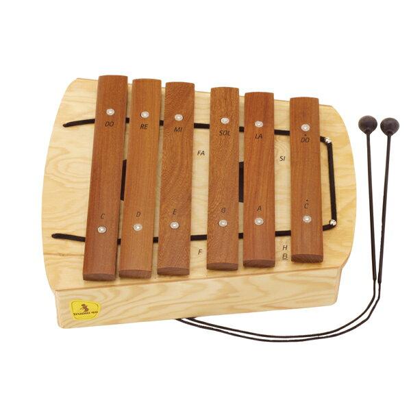 スタジオ49 STUDIO49 楽器 ペンタシロフォン・アルト STAX500 送料無料 知育玩具