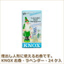KNOXお香・ラベンダー・24ヶ GE146-00L 知育玩具 煙出し人形 学習トイ 学習 ごっこ遊び ままごと