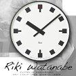 レムノス 日比谷の時計 (アルミニウムタイプ) WR12-03(掛け時計) WR12-03-A【レビューで豪華プレゼントあり!】 送料無料
