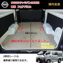 NV350 キャラバンDX フロアパネル 【ショートタイプ】 パネル 床貼 床張り 荷室マット 荷台