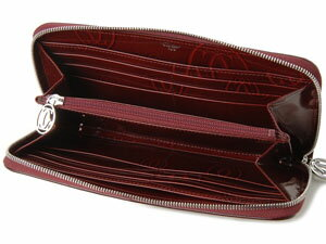 CartierカルティエL3001283長財布ハッピーバースデーボルドー