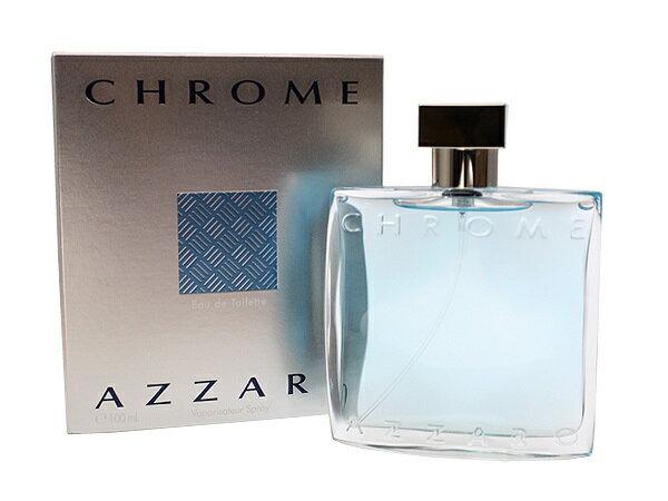 アザロ クローム 100ml メンズ 香水 CREDT100 オードトワレ AZZARO 男性用 新品 セールアイテム