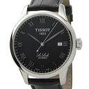 ティソ Tissot 腕時計 T41142353 ルロックル オートマチック 自動巻き ブラックレザー メンズ 新品 送料無料