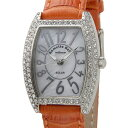 在庫処分 原価処分品(細かいキズ・汚れあり) ラメットベリー Rametto Belly ソーラー腕時計 レディース RAB2860LOR Solar Watch ソーラー ウォッチ オレンジ 送料無料 新品