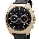ポールスミス Paul Smith 腕時計 メンズ BA4-621-50 ファイナル アイズ クロノグラフ ブラック 信頼の日本製 DEAL-SP 新品 送料無...