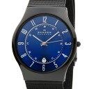 スカーゲン SKAGEN 233XLTMN 腕時計 メンズ チタニウム ブルー DEAL-SP 新品 送料無料