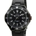 週末限定セール テクノス TECHNOS T2415BB ソーラーバッテリー デイト 10気圧防水 ブラック メンズ 腕時計 新品 送料無料