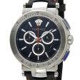 ヴェルサーチ VERSACE メンズ 腕時計 VFG040013 ミスティック スポーツ クロノグラフ ブラック 【10P18Jun16】