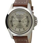 ハミルトン HAMILTON H64455523 カーキ フィールド キング オート ミリタリー メンズ 腕時計 新品