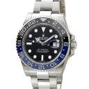ロレックス ROLEX GMTマスターII 116710 BLNR 黒×青 メンズ 腕時計 新品 送料無料