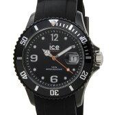 アイスウォッチ ICE WATCH SI.BK.U.S.09 アイス フォーエバー 40mm ブラック ユニセックス 腕時計