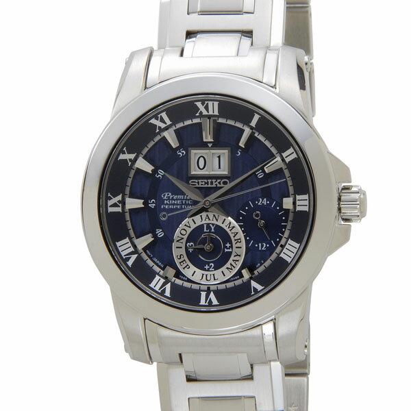 セイコー SEIKO SNP113P1 Premier プルミエ パーペチュアル クオーツ 腕時計 メンズ セイコー プルミエ SEIKO Premier