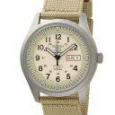 セイコー SEIKO メンズ 腕時計 SNZG07J1 SEIKO 5 セイコーファイブ ミリタリー 日本製 逆輸入 DEAL-SP 新品 送料無料