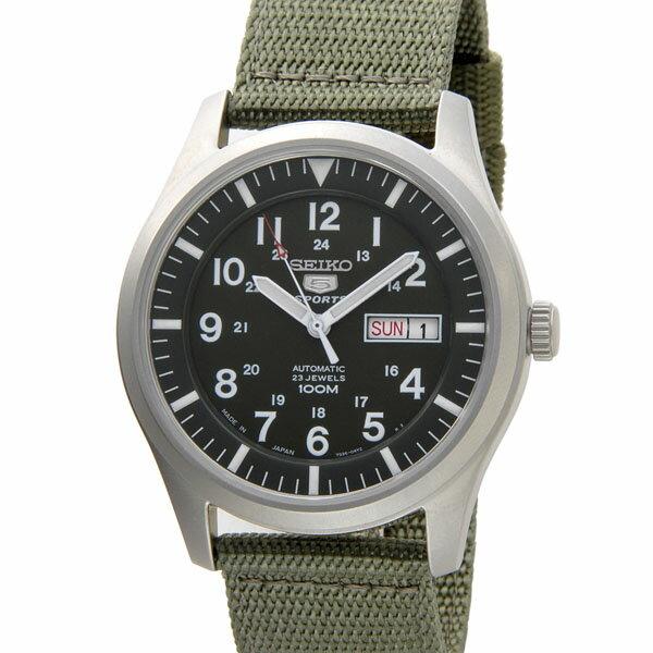 セイコー SEIKO 腕時計 メンズ SNZG09J1 SEIKO5 SPORTS セイコーファイブスポーツ ミリタリー セイコー SEIKO セイコーファイブスポーツ