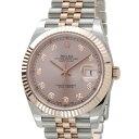 ロレックス ROLEX 126331G Datejust41 デイトジャスト41 ダイヤモンド10P メンズ 腕時計
