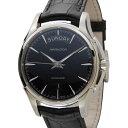 手錶 - ハミルトン HAMILTON メンズ 腕時計 JAZZ MASTER ジャズマスター デイデイト ブラック 革ベルト H32451731