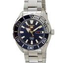 セイコー5 セイコーファイブ メンズ 時計 SRPC51K1 ブルー SEIKO セイコー 自動巻き 腕時計 ウォッチ