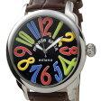 メンズ 腕時計 【メンズ時計】 MOS1101BR ブラウン 【ガガミラノ、フランクミューラー好きにお勧め】 【楽ギフ_包装】【楽ギフ_のし宛書】【楽ギフ_メッセ入力】