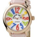男女兼用 腕時計 【ユニセックス時計】 MOS1150PK ピンク 【ガガミラノ、フランクミューラー好きにお勧め】 【楽ギフ包装】【楽ギフのし宛書】【楽ギフメッセ入力】