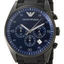大激安!/EMPORIO ARMANI/アルマ-二/腕時計/ウォッチ/アルマ-二時計/アルマ-二、メンズ/高級腕時計新品本物取扱店/ 5250円以上で送料無料EMPOLIO ARMANI エンポリオ・アルマーニ メンズ 腕時計 ブラックラバー AR5921