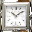 グッチ GUCCI レディース 腕時計 YA116504 SIGNORIA シニョーリア ホワイトシェル レザー ホワイト革ベルト 送料無料
