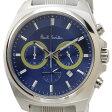 ポールスミス Paul Smith BA4-612-71 ファイナル アイズ クロノグラフ ネイビーブルー メンズ 腕時計 【新品】【送料無料】 信頼の日本製
