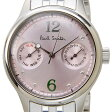 ポールスミス Paul Smith MBH7-211-91 ライトピンク×シルバー レディース 腕時計 【新品】【送料無料】 信頼の日本製