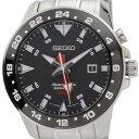 セイコー SEIKO メンズ腕時計 SUN015P1 スポーチュラ キネティック GMT オートクォーツ セイコーウオッチ