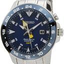 セイコー SEIKO メンズ腕時計 SESUN017P1 スポーチュラ キネティック GMT オートクォーツ セイコーウオッチ