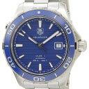 タグホイヤー TAG Heuer WAK2111.BA0830 アクアレーサー キャリバー5 オートマチック ブルー メンズ腕時計 送料無料 新品