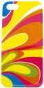 iPhoneSE iPhone5s ケース iDressバックカバー カラフルマーブル サンクレスト iDP5-BC26