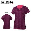 FZ FORZA 302551 ゲームシャツ(レディース) バドミントンウェア フォーザ