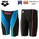 ARENA ARN-M7011M メンズ ハーフスパッツ アクアフォース フュージョン2 競泳用水着 水泳 アリーナ【メール便可】