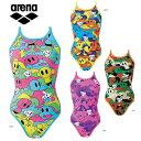 【特価】arena SAR-8123W トレーニング水着(レディース) スイムウェア 水泳 アリーナ【クリックポスト可】