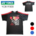 YONEX YOB19300 ユニ プラクティスTシャツ(ダイハツ・ヨネックス ジャパンオープン 20