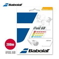 Babolat / バボラ iFEEL 68 アイフィール68 [200mロールタイプ] 【お取り寄せ商品】の画像
