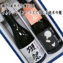 獺祭 だっさい 純米大吟醸50&さんずい ワイングラスで楽しむ純米吟醸セット、日本酒 セッ