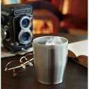 ショッピングアイスコーヒー 【真空ステンレスタンブラー350ml(シルバー)/1カートン(72個)】シンプル 大人っぽい アイスコーヒー アイスティー カフェ