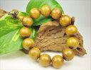 【数珠】黄檀Φ18±0.5mm【2本SET】