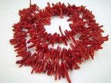 珊瑚(珊瑚)Sazare Ver.D4 × 1.5 × 1.5mm的290?270粒[【さざれ連売り商品】レッドコーラル(珊瑚)]