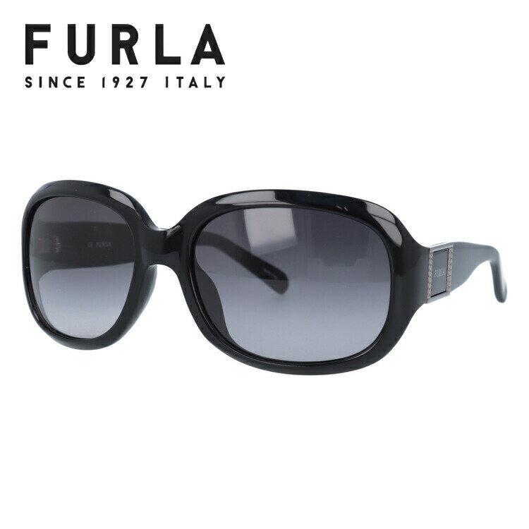 フルラ サングラス 国内正規品 FURLA SU4636 0700 / ブラック SU4636 06BC / ブラウン【レディース】 UVカット