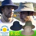 メンズ 帽子 クールカンフォート ハット 農作業 ガーデニング UV 日よけ おしゃれ 紫外線 UVカット 春 夏 つば広 大きいサイズ ぼうし 59cm / 61cm / 63cm