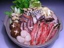 北海道の海の幸・特産芋もちを豪華に盛り合わせた、海鮮鍋のセットです。【送料込み】豪華・北海道海鮮鍋セット