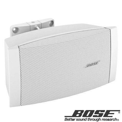 BOSE DS16SEW ホワイト1本単品 ブラケット付属!日本正規品!全天候型 壁掛けスピーカー