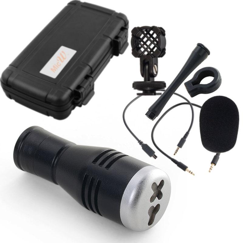 MicW iGoMic Kit 日本限定パッケージ 安心の日本正規品!GoPro高音質マイクロフォン